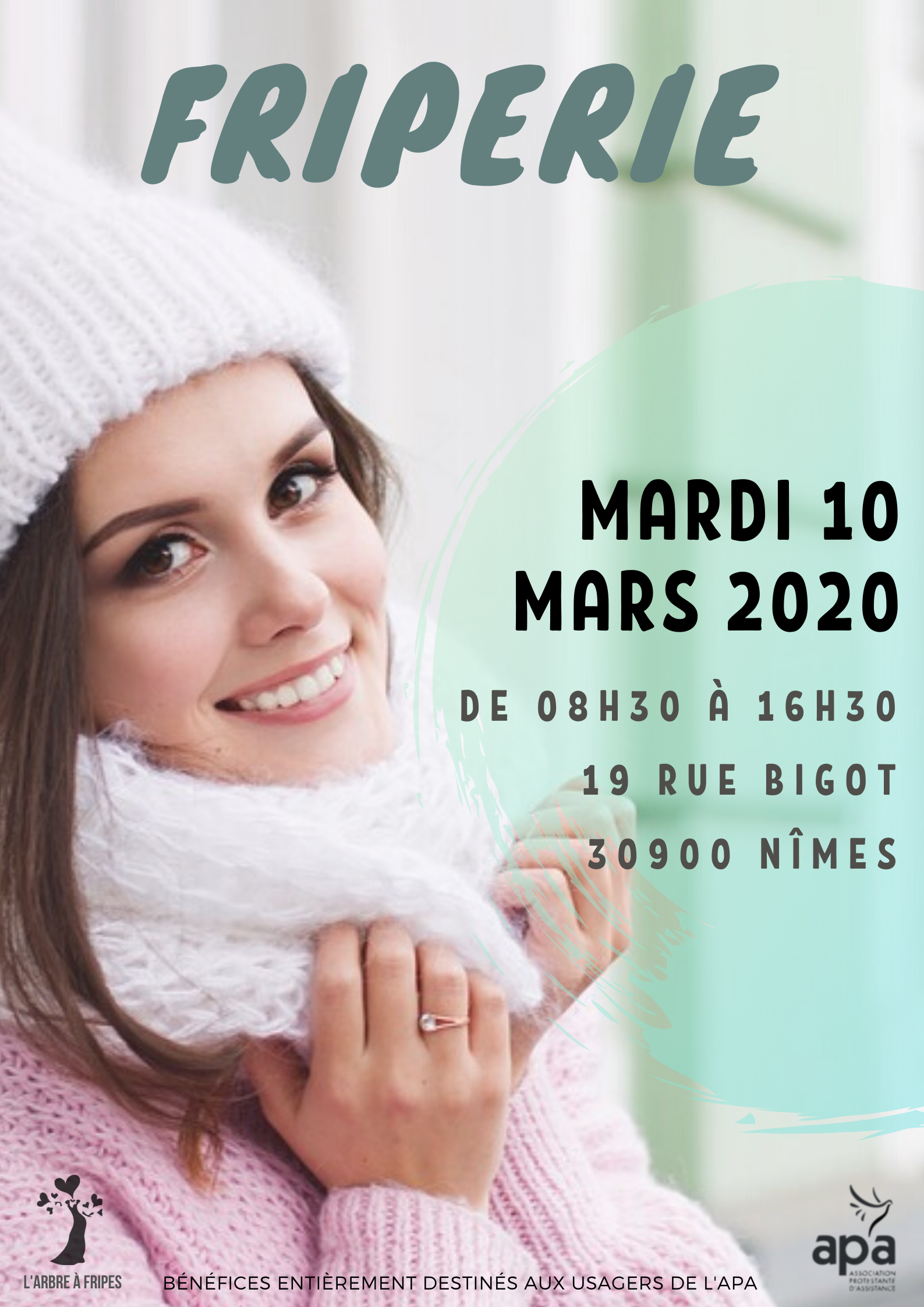 Friperie mars 2020
